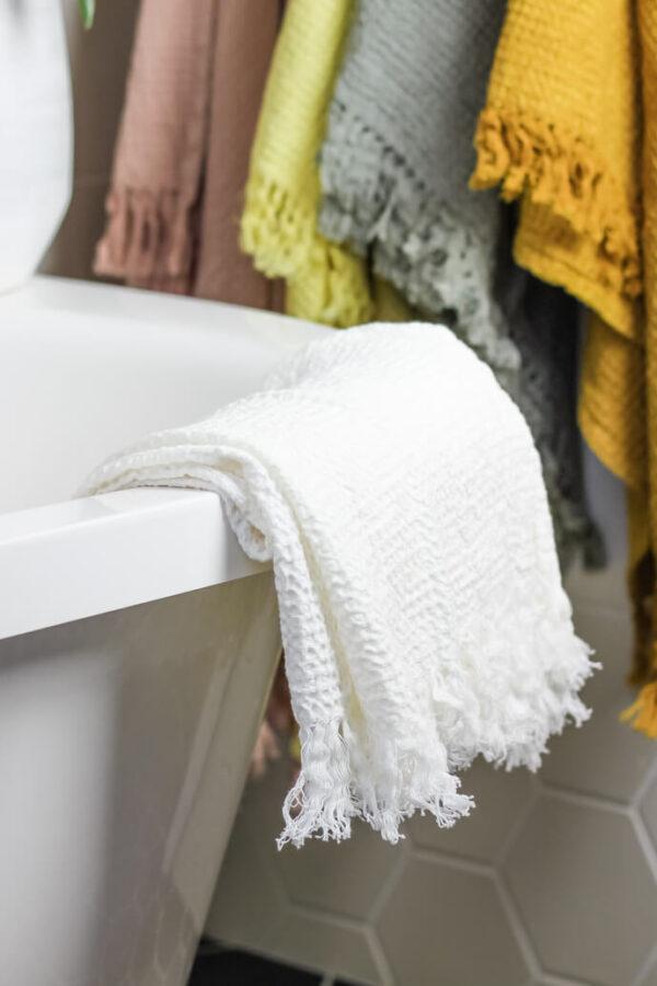 Rätik valge