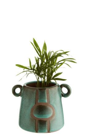 Terracotta väike vaas