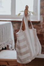 Linane valge kott