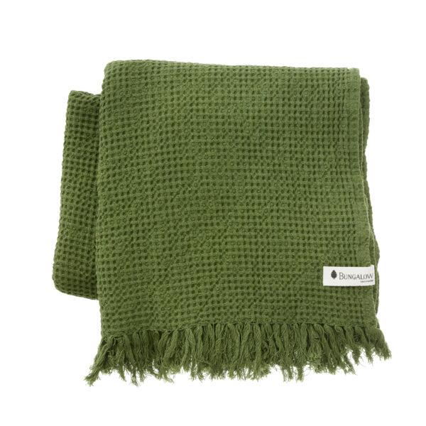 Puuvillane rätik metsaroheline