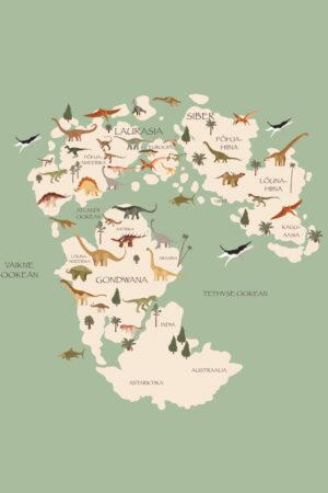 Eelajalooline roheline kaart