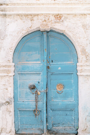 Sinine uks
