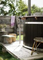 Puuvillane elevandiluu karva vannitoavaip